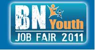 Mencari pekerjaan: BN Youth Job Fair @Pameran Kerjaya Pemuda BN 2011