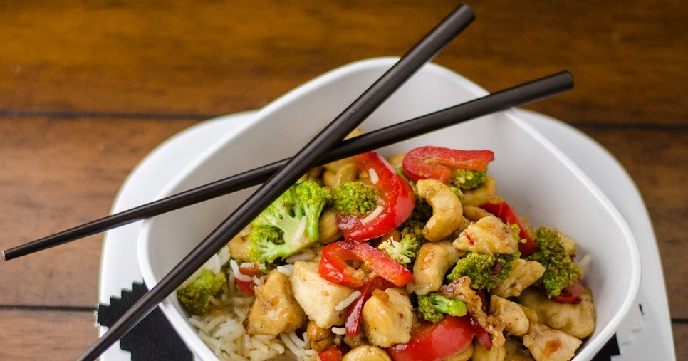 How to Make Cashew Chicken : Food Recipe