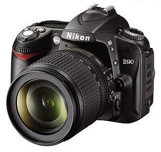 Harga Nikon D90