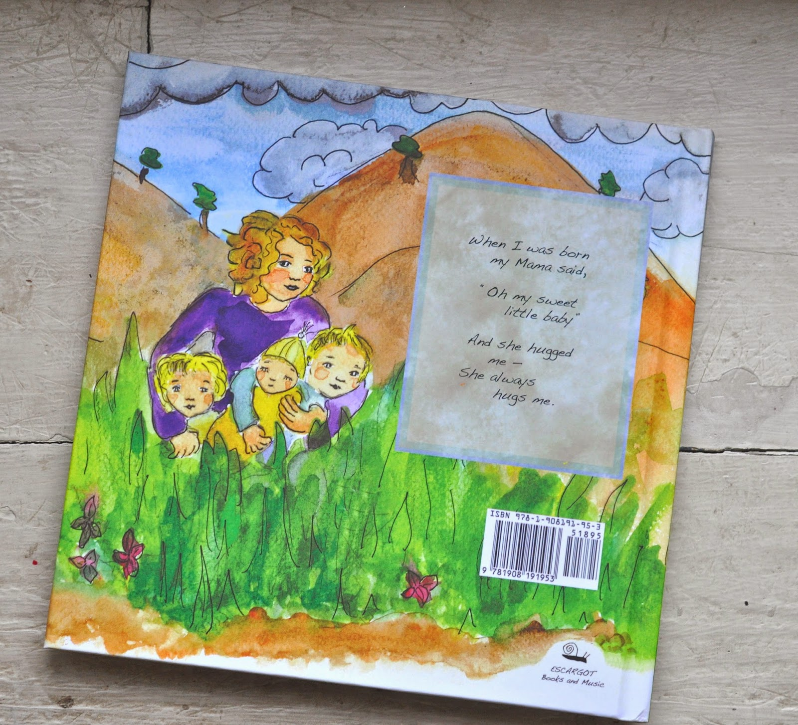 chidren's book, book for babies, indie art for children