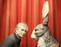 Richard worships a rabbit