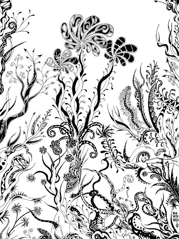 Trois fleurs - effet jungle Grandes+fleurs+2