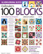 Quiltmaker's 100 Block Issue