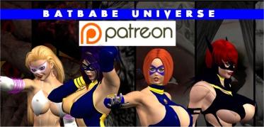 Batbabe Universe Patreon