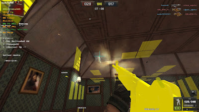 Cheat Visual PointBlank Versi 08 Special AKurasi Wallhack