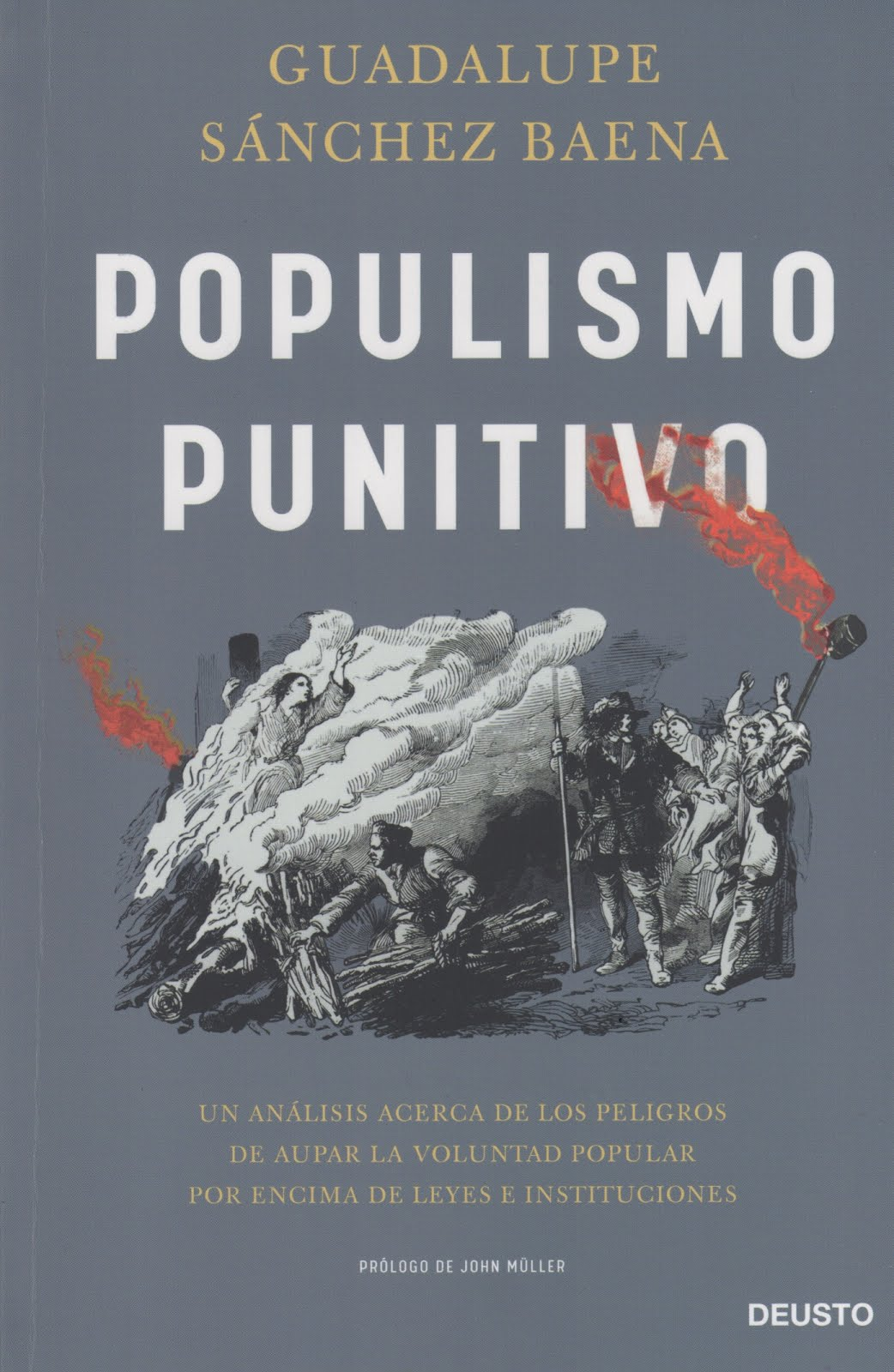 Guadalupe Sánchez Baena (Populismo punitivo)