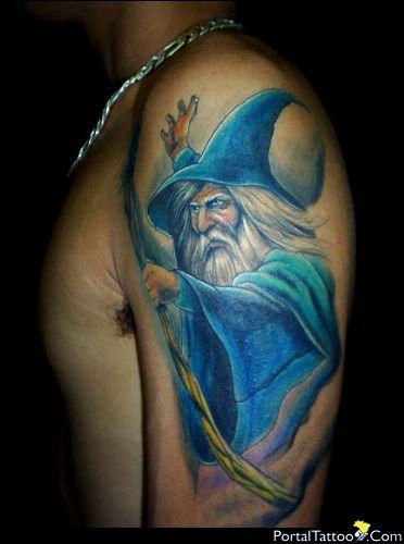 Tatuagem De Magos Varias