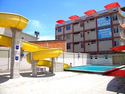 Hotel Castillo de Arena General Villamil Playas