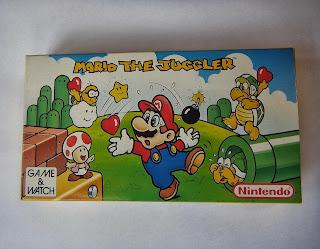 Mario The Juggler BOXED
