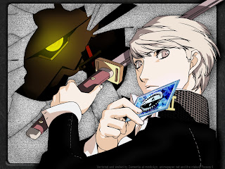 Yu Narukami P4 Persona 4 Anime HD Wallpaper Desktop PC Background 1659