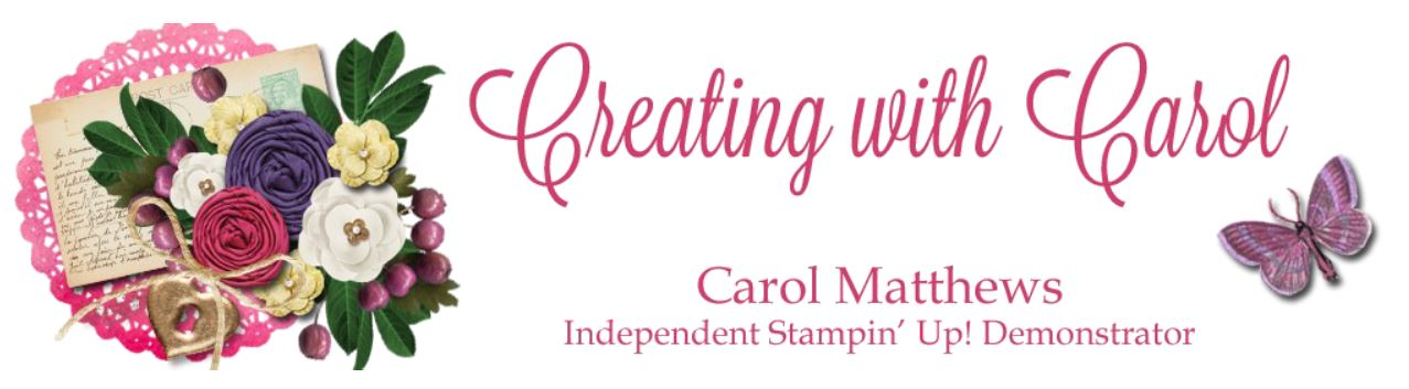 Creating With Carol