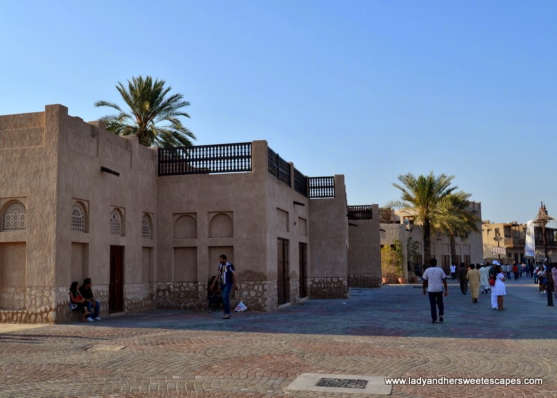 Dubai Cultural Tour: Al Shindagha Historical District