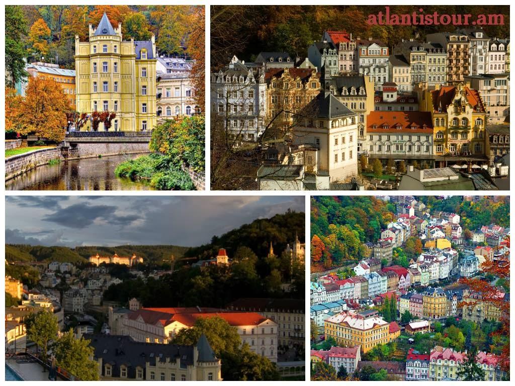 Karlovy Vary Atlantis Tour