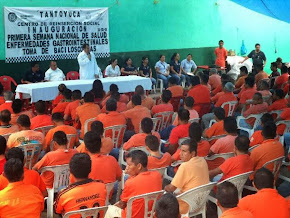 Inauguran Semana Nacional de Seguridad en CERESOs