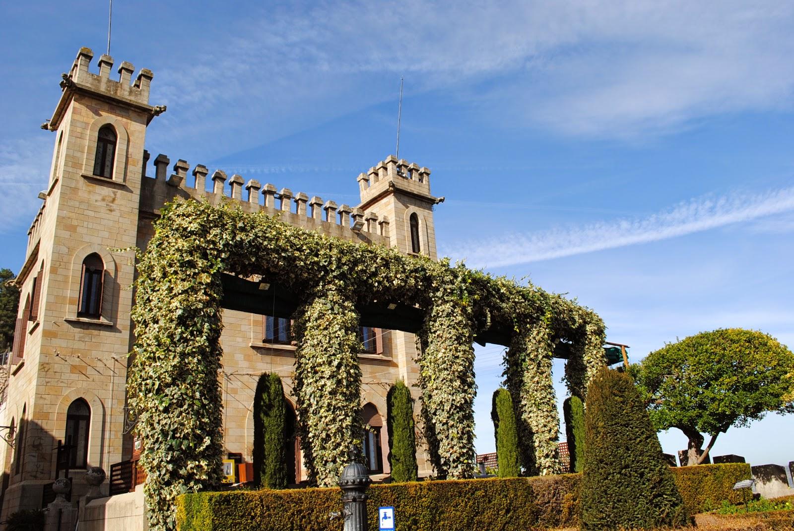 restaurante castillo xativa