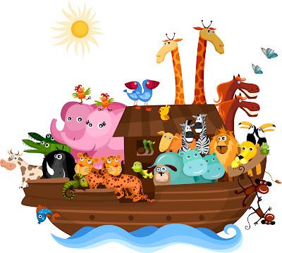 El Arca de Noé o Noah's Ark