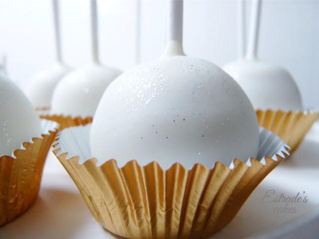 cake pops blancos para boda - 02