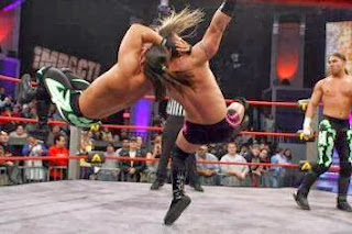 Swingin Neckbreakers naam herkomst - Wrestling - The Neckbreaker