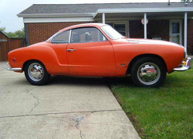 1969 Karmann Ghia Orange Buy Classic Volks
