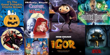 nothing makes halloween more fun than watching movies that are just a bit scary check out these kid friendly movies - Kid Friendly Halloween Movie