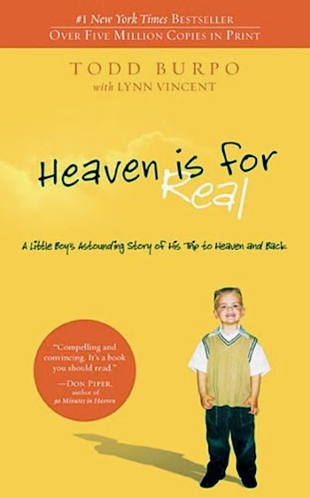 Book Review – Heaven is For Real