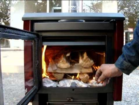 Fotos de chimeneas calefaccion a le a bosca - Chimeneas de lena leroy merlin ...