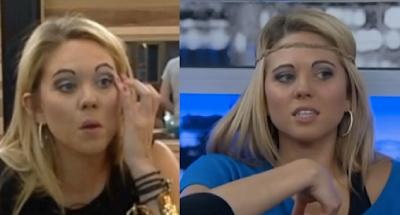 Big Brother 15 Aaryn's Eyebrows