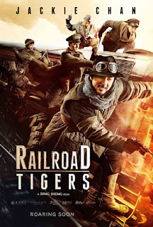 Railroad Tigers Legendado Online