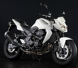 2011 Kawasaki Z750