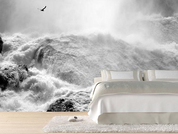 Yπέροχες τοιχογραφίες που θα κάνουν το χώρο σας να ζωντανέψει! - alitampouras.blogspot.gr