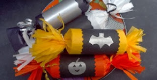 Tubos de Cartón Reciclados para Halloween, Ideas Divertidas