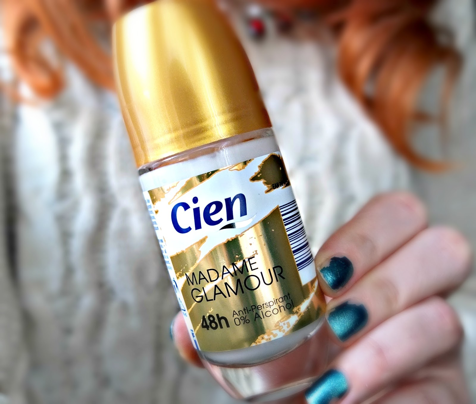 Cien Madame Glamour Deodorant from Lidl.