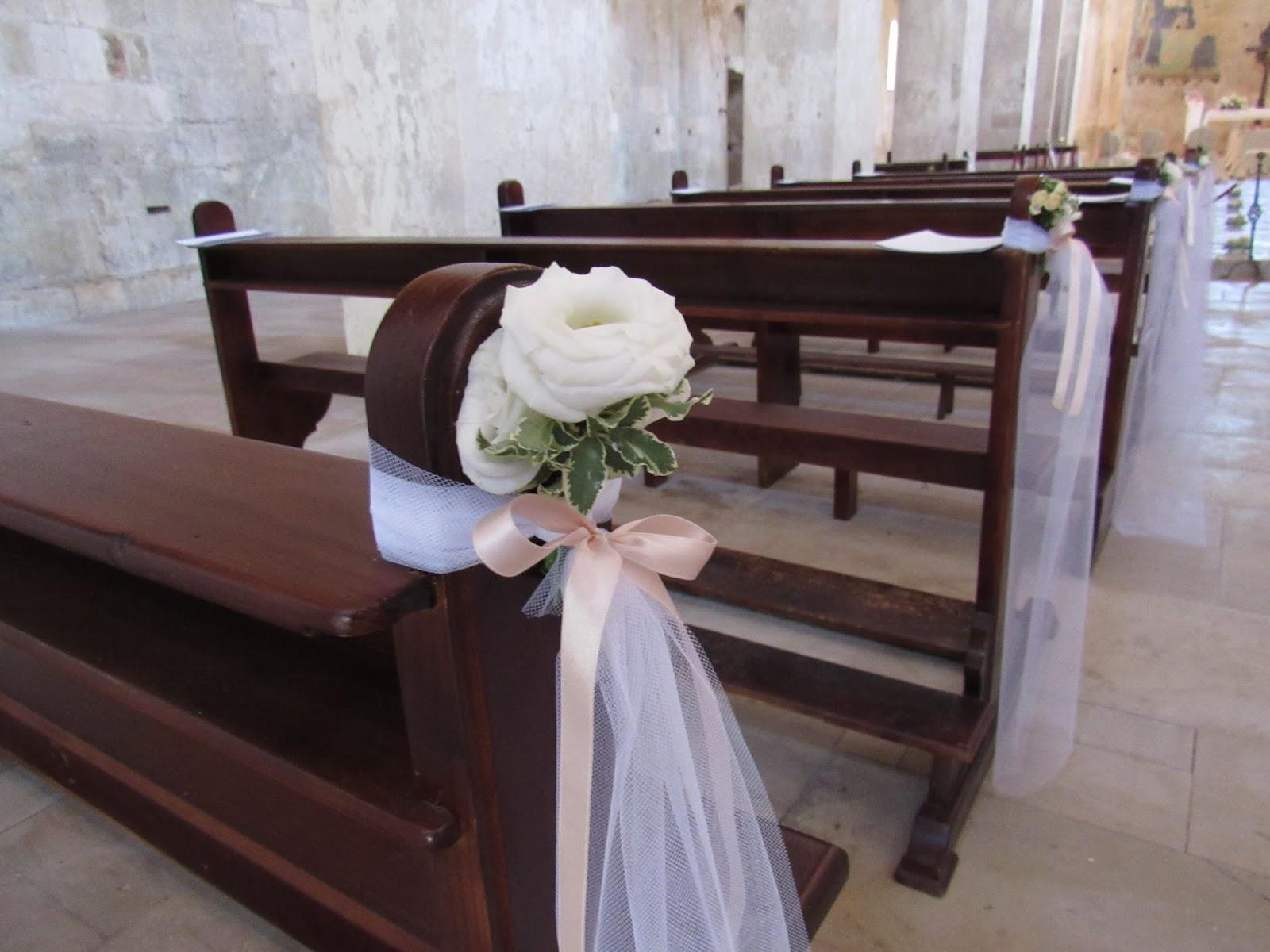spesso Gloria M Wedding: ADDOBBI FLOREALI ABBAZIA DI SAN CLEMENTE A CASAURIA QW68
