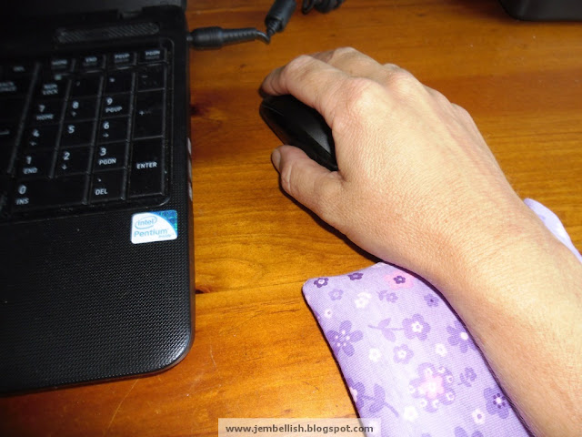 Mouse Pad Wrist Rest