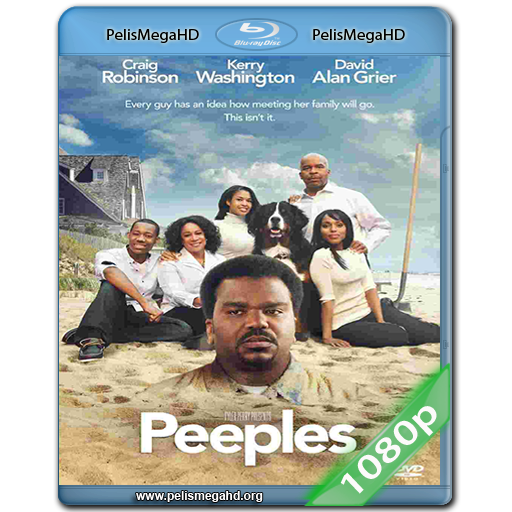 PEEPLES (2013) 1080P HD MKV ESPAÑOL LATINO