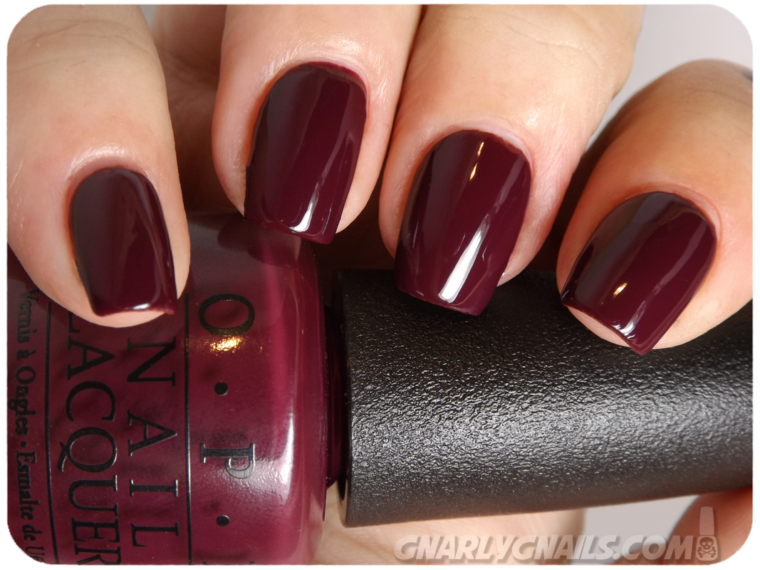 It's Time for some OPI... Opi Keeping Suzi At Bay