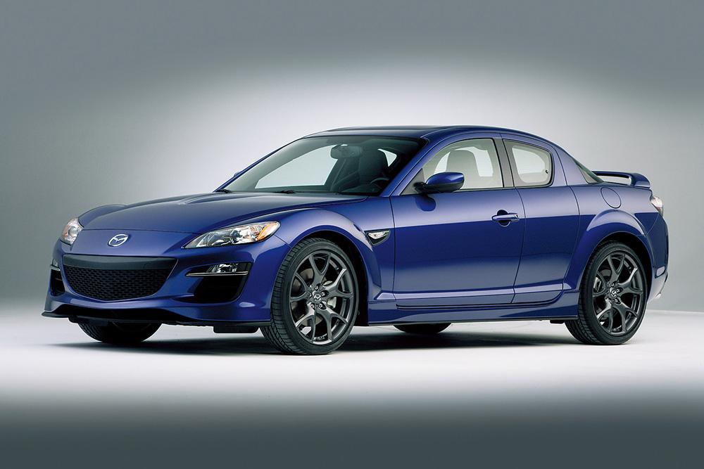 2012 Mazda Rx 8 171 Cars