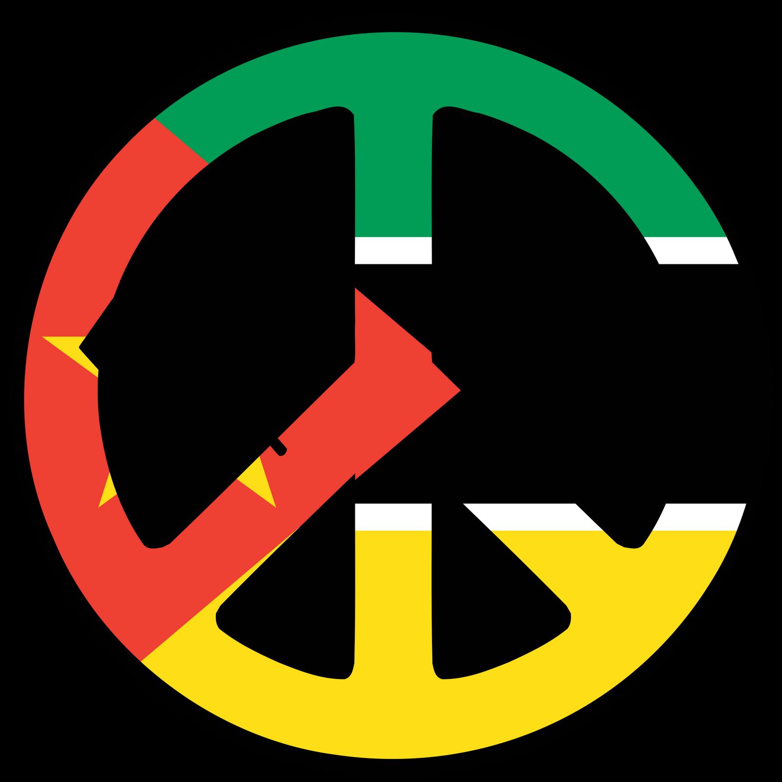 Mozambique Flag Pictures