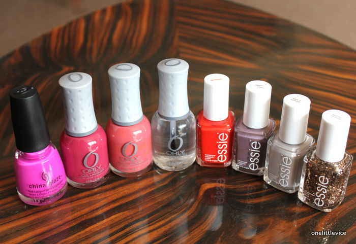 Haul Luxury Nail Polishes At Prices