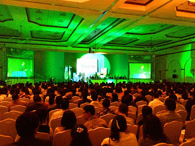 Inauguran congreso Iberoamericano de emprendedores 2012