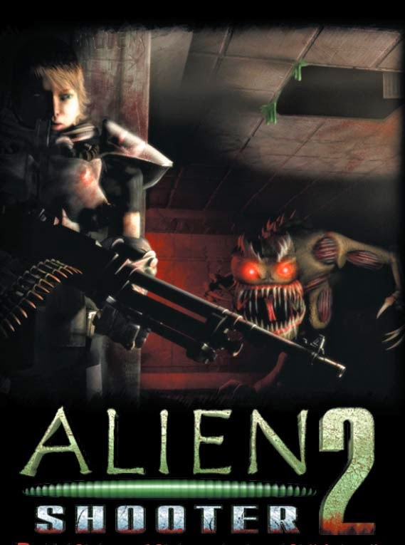Download Game Pc Alien Shooter 2 Vengeance