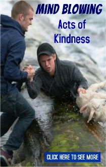 MIND BLOWING ACTS OF KINDNESS