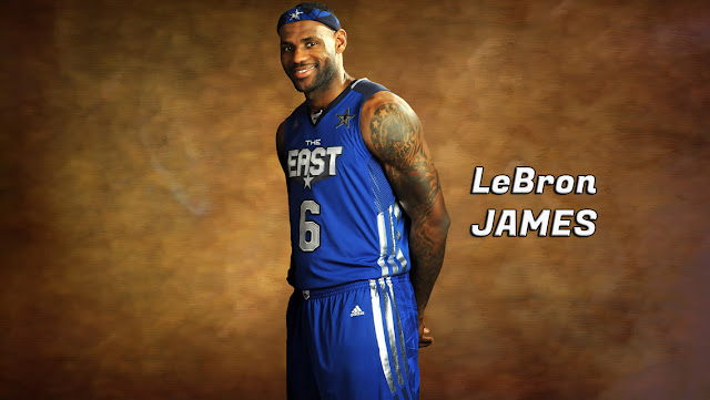 Free Download Lebron James HD Wallpapers for iPhone 5  01
