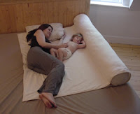 Really high beds, co-sleeping safely and the humanity family sleeper