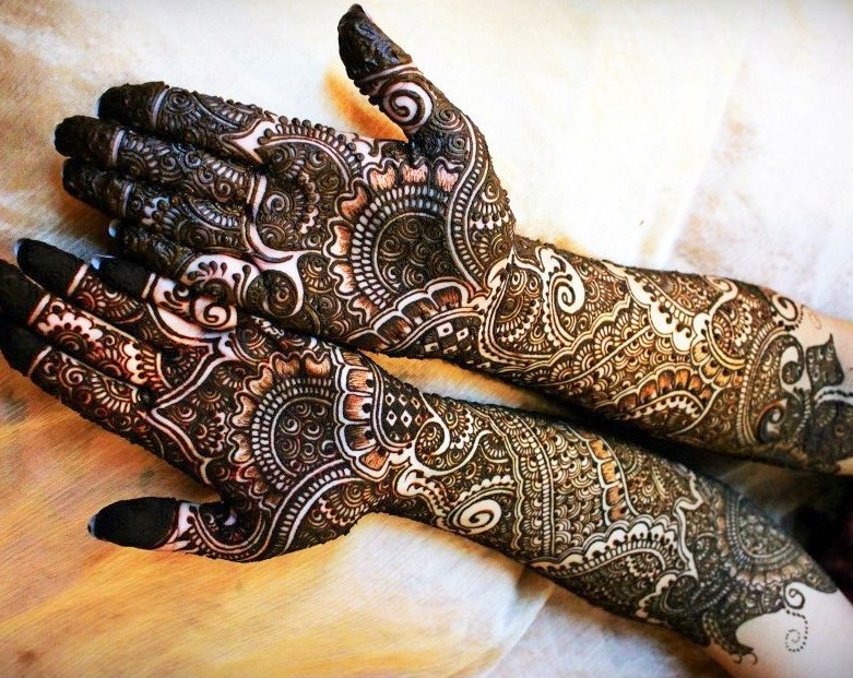 Bridal Mehndi Wallpaper Free Download : Bridal mehndi designs arabic mehandi design pictures