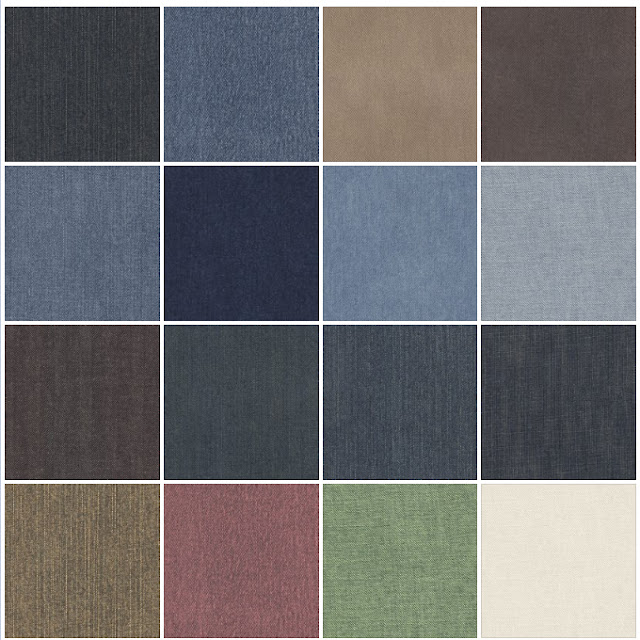seamless_ fabrics_denim_textures_album #4