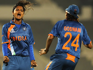 Niranjana-Nagarajan-ICC-Women's-World-Cup-2013