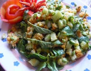 Resep Terancam Sayur Nikmat Dan Bergizi