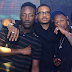 Wizkid and Dammy Krane Reconcile After Bloody Clash at Quilox - Photos