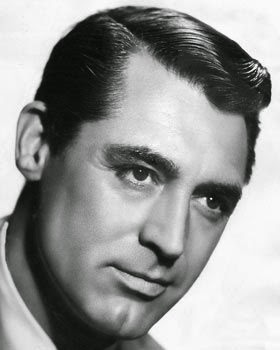 My first British crush Cary Grant